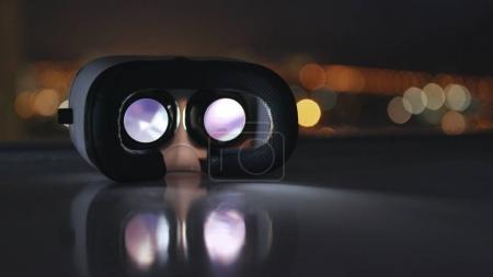 虚拟现实设备里面播放的电影
