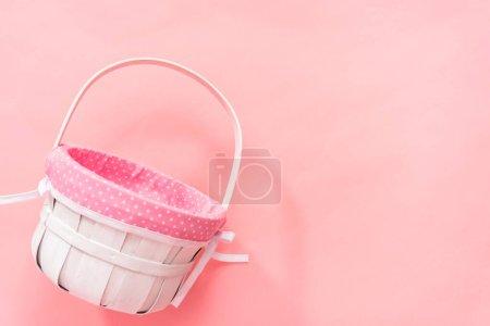 复活节的篮子里