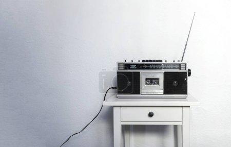 复古收录机