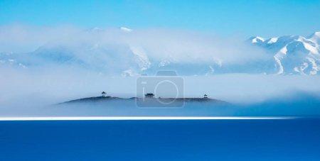 The sailimu Lake