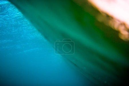 水下气泡在海