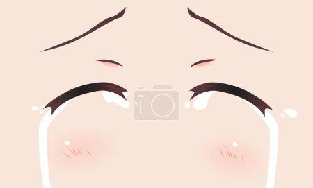 The real eyes of anime (manga) girls